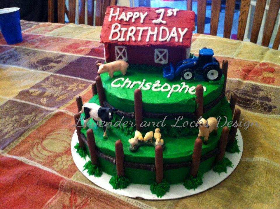 Childs Birthday Cake2